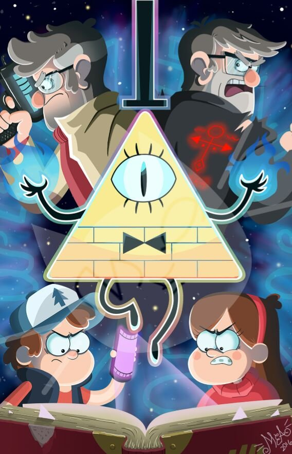 Gravity Falls Finally Comes to DVD/Blu-ray | Den of Geek