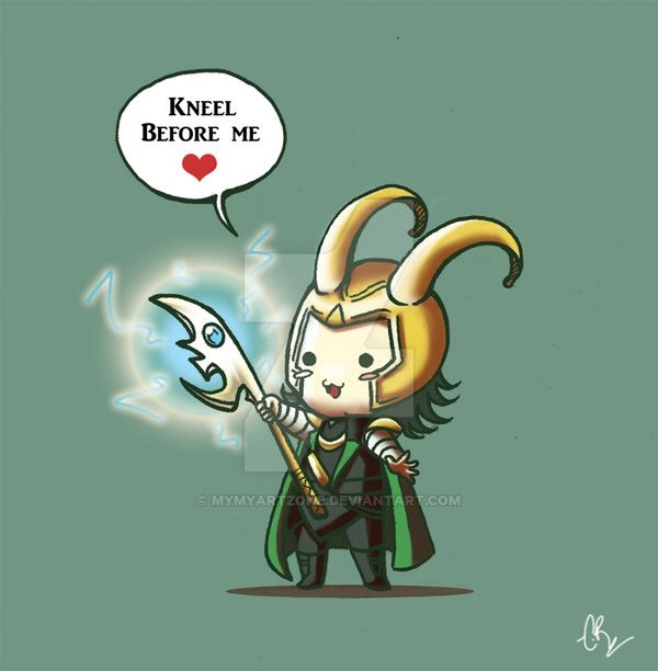 Loki X Tony | Frostiron Amino