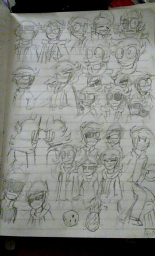 r i p this all in sketch because i m lazy and tired who don t want go to school good luck found the characters that i hidden my camera is blurry