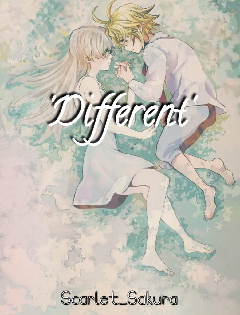 Different [A Melizabeth fanfiction] | Seven Deadly Sins Amino