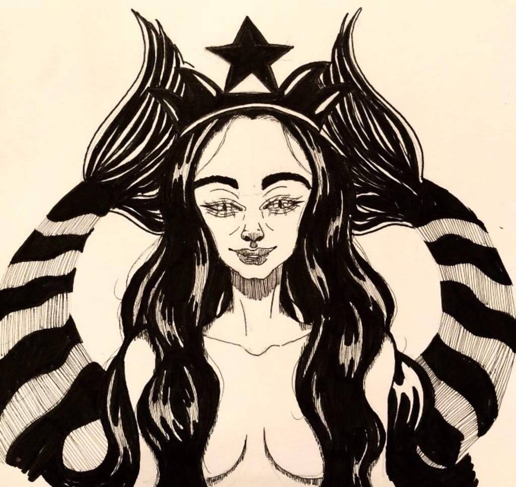 Starbucks Logo Reimagined