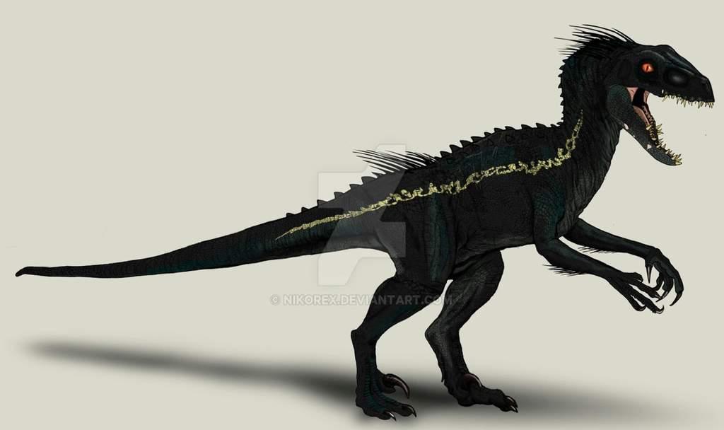Indoraptor Wiki Jurassic Park
