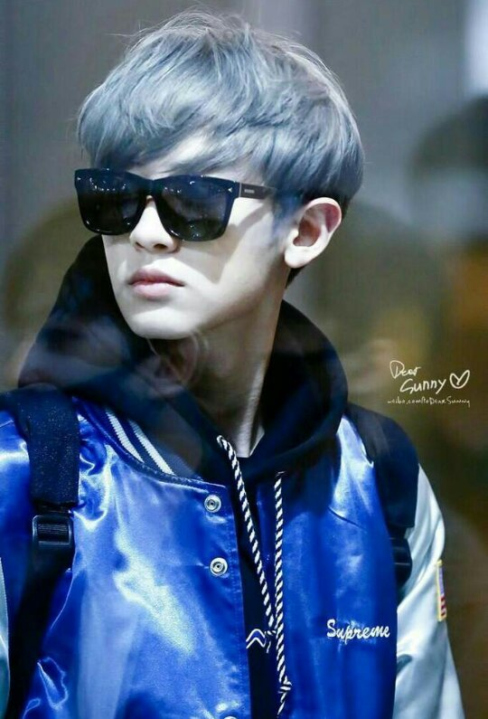 exo chanyeol its soo cool exo amino