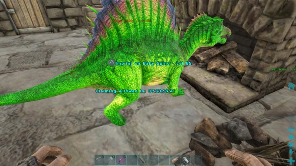 Spino Breed | Ark Survival Evolved Amino