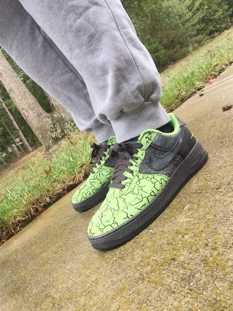 "sports shoes 5725c 52d21 Nike Air Force 1 "" HufQuake"" wdywt  Sneakerheads Amino"