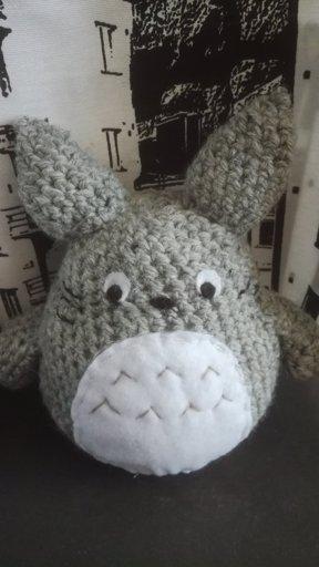 Totoro Amigurumi Crochet Pattern - Free - Ami Amour | 512x288