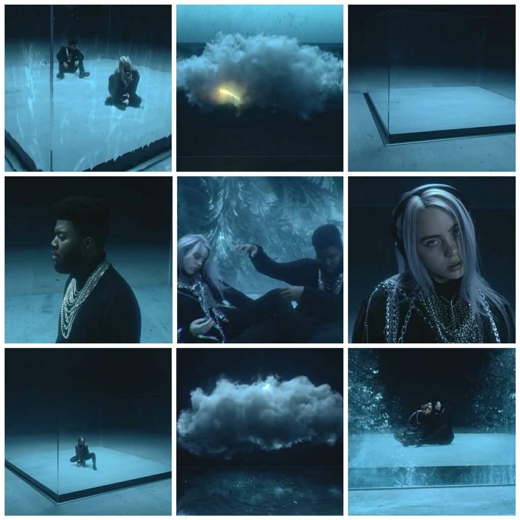 Billie Eilish Khalid: Lovely - Billie Eilish Feat. Khalid