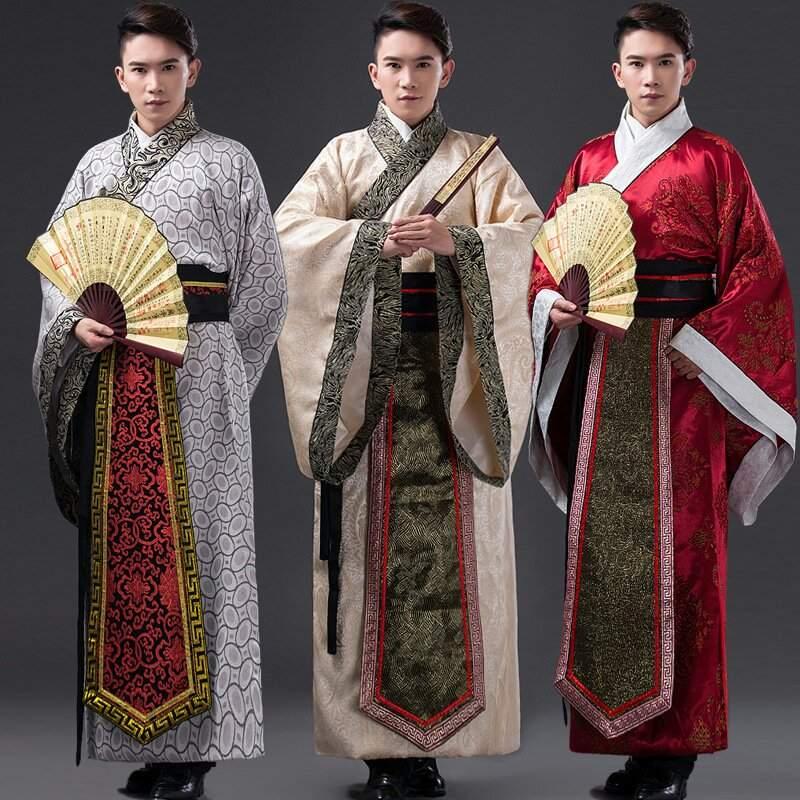 Китайский народный костюм мужской картинки
