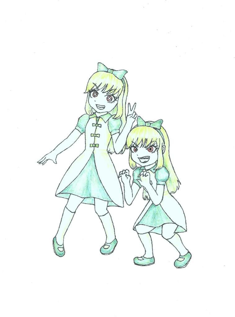 Dottie and Lottie (Unfamiliar) | LavenderTowne Amino