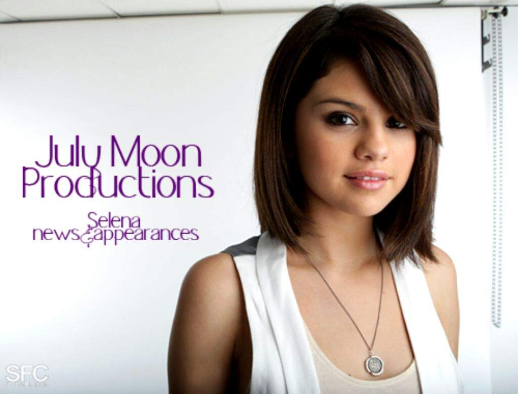 july moon productions Selena Gomez