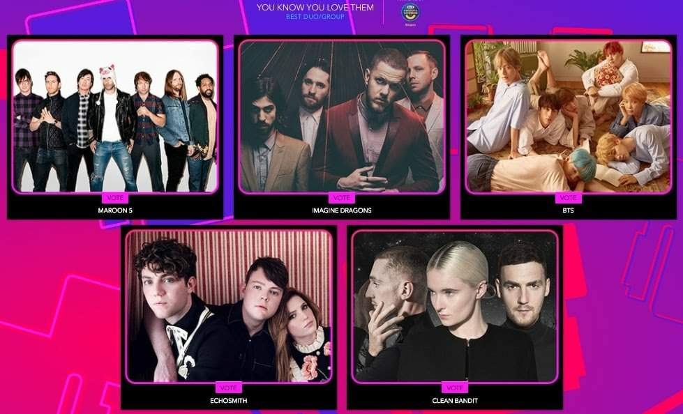 Bts Nominated For 4 Categories At 2018 Radio Disney Music Awards Army S Amino