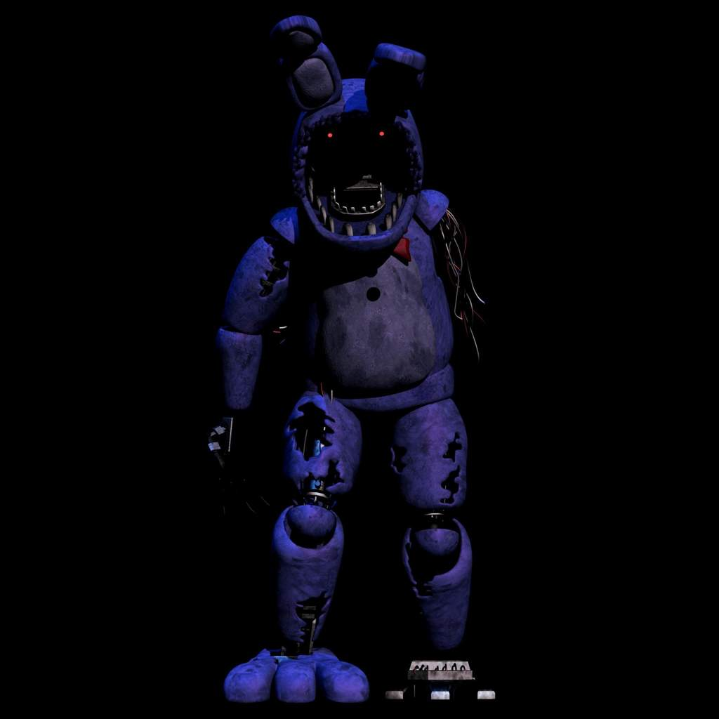 Withered Bonnie | Five Nights At Freddy's Amino