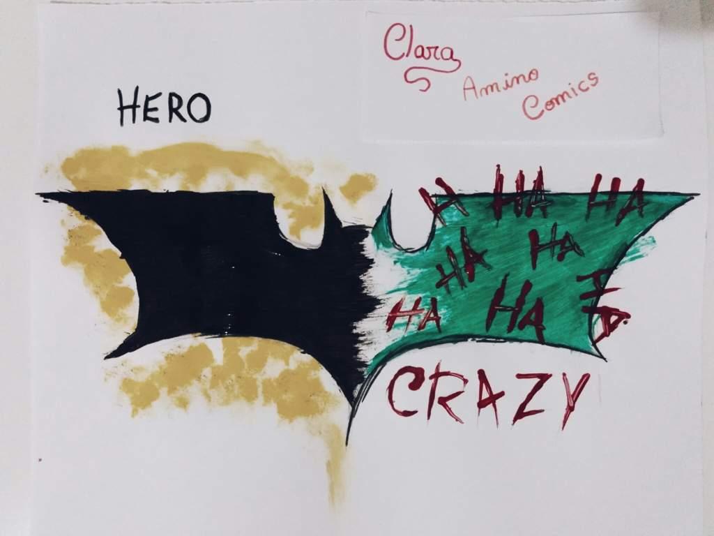 Batman E Coringa Comics Portugues Amino