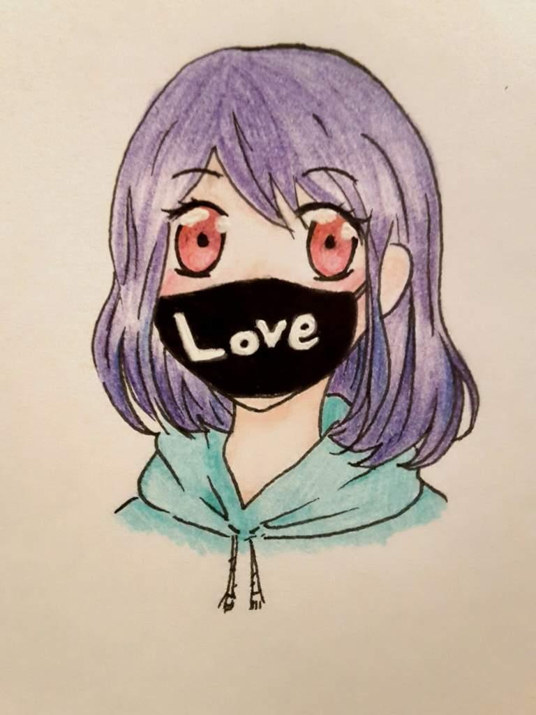 Hatte Bock Lila Haare Zu Zeichnen German Anime Amino