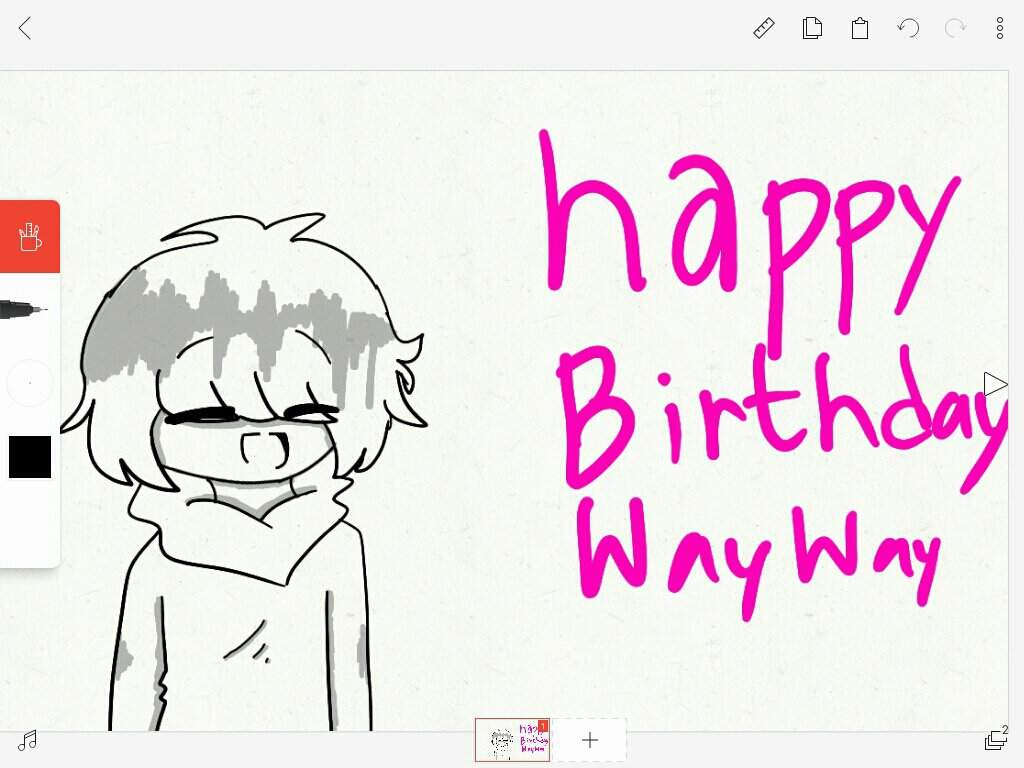 Happy Birthday Wayway Love Life Rp Amino