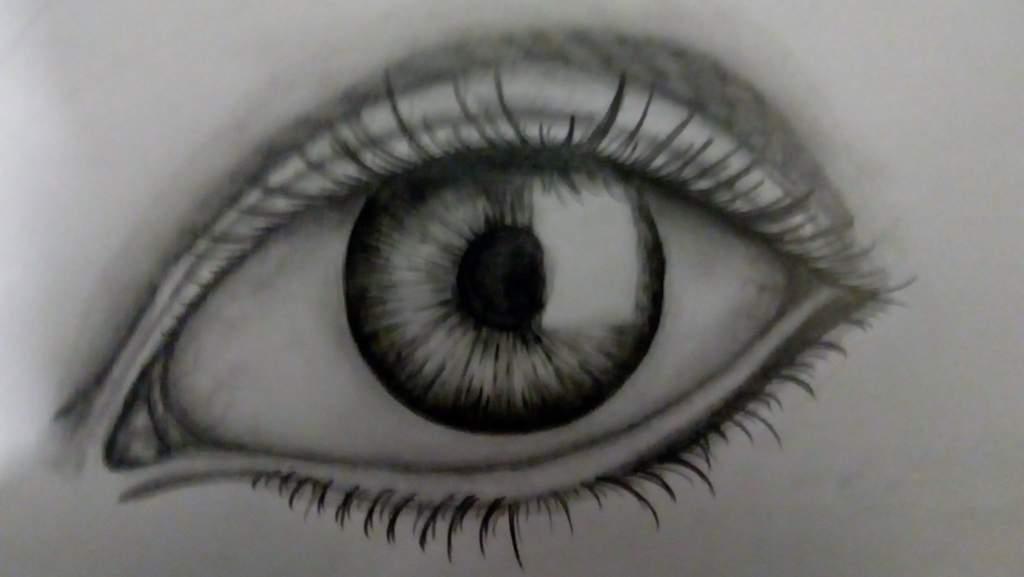 Tutorial Com Desenhar Olhos Com Materiais Basicos Academia De