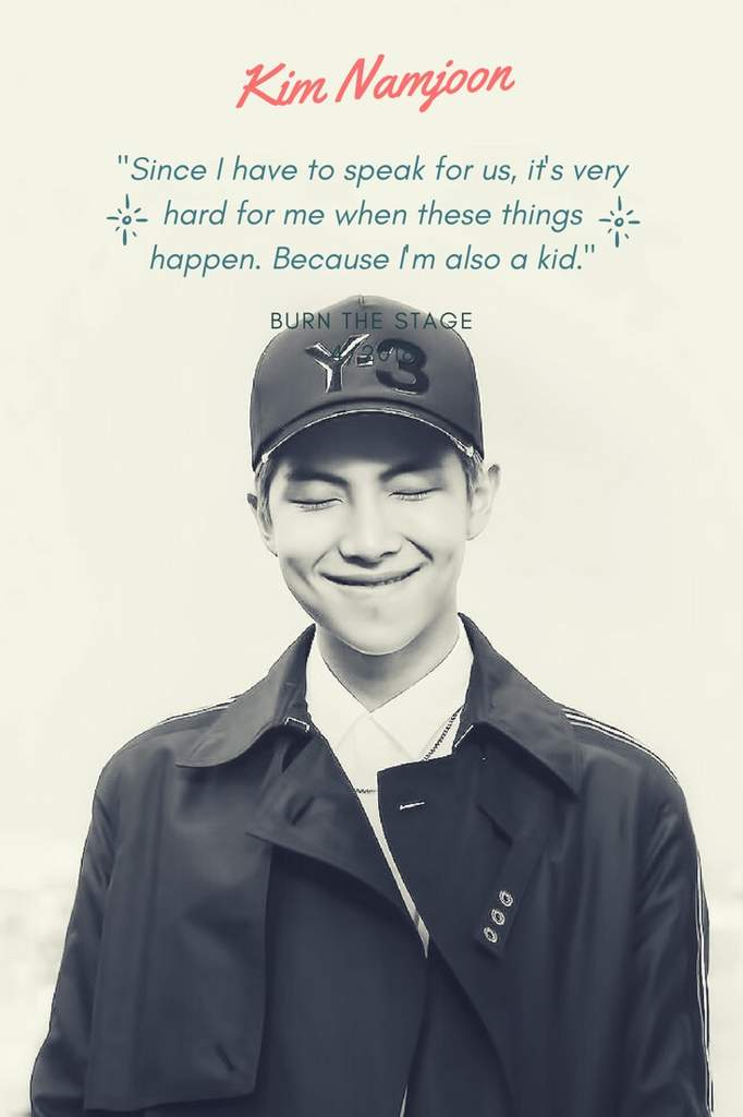 Image result for namjoon quotes