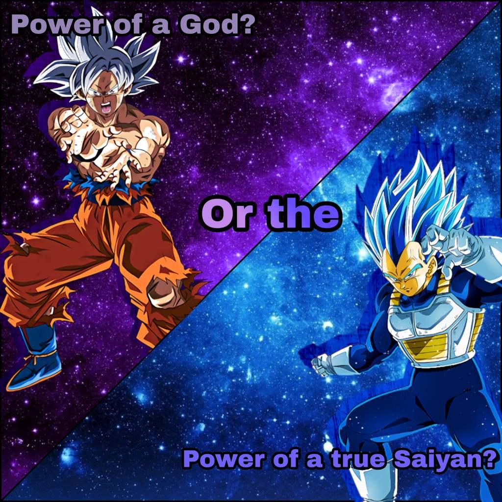 The Gods Omen Against A True Saiyan Ui Goku Vs Ssbe Vegeta Blog