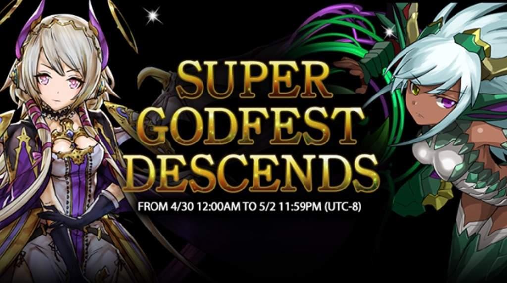 Super Godfest Rates Puzzle Dragons Amino
