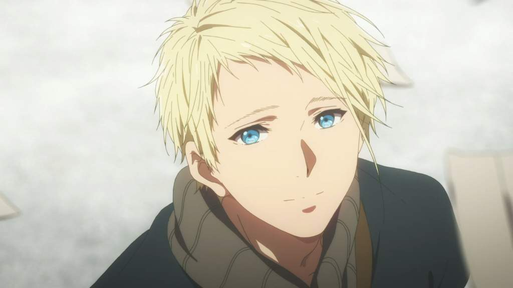 Benedict Blue Wiki Anime Amino