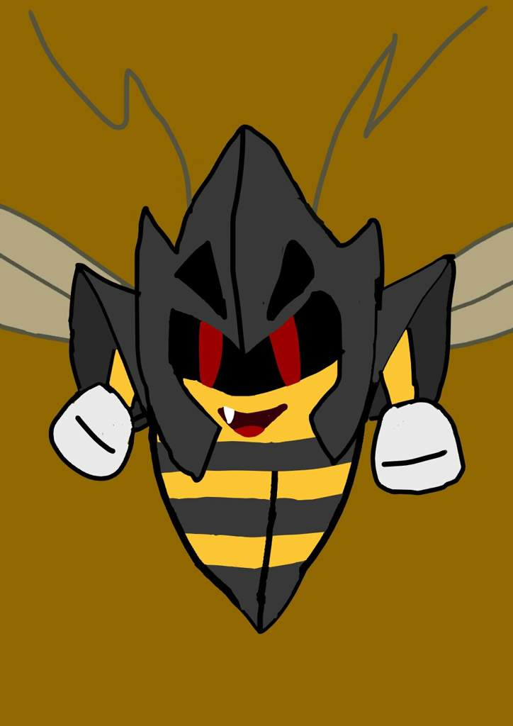Neon Recently Made A Knight OC Named Wasp And He Has Really Cool Design I Wanted To Draw Him So Here Is Follow Too She Makes