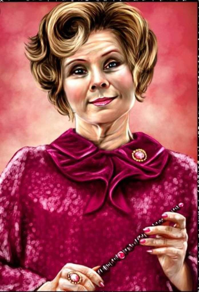 My opinion on Dolores Umbridge | Harry Potter Amino