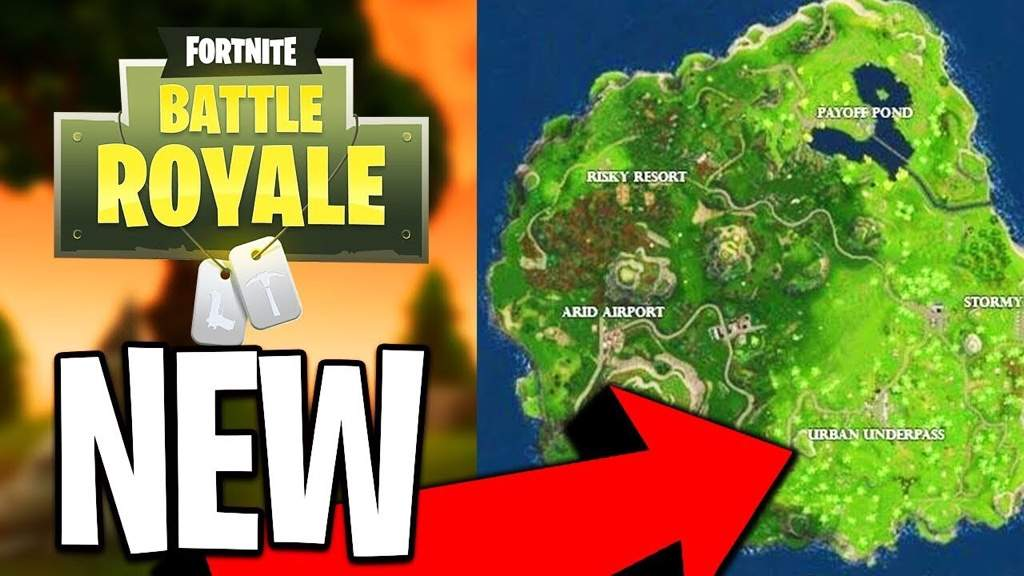 Epic Games Will Do A New Map For Custom Match Making | Fortnite