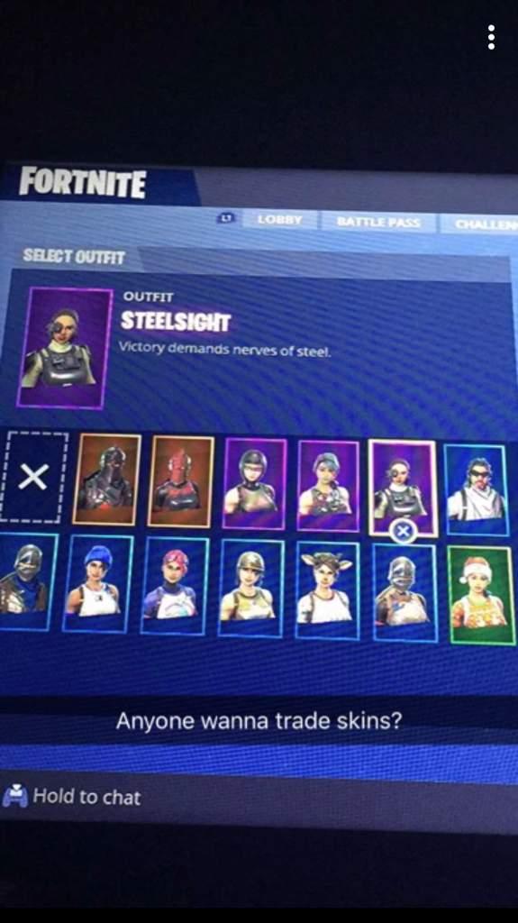 Anyone Wanna Trade Skins Fortnite Battle Royale Armory Amino