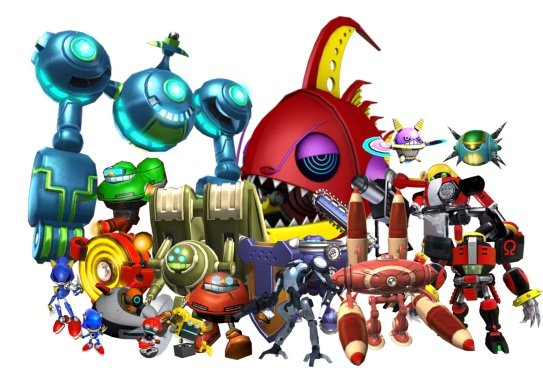 Which One Of Eggman S Robots Is Your Favorite Sonic The Hedgehog Amino