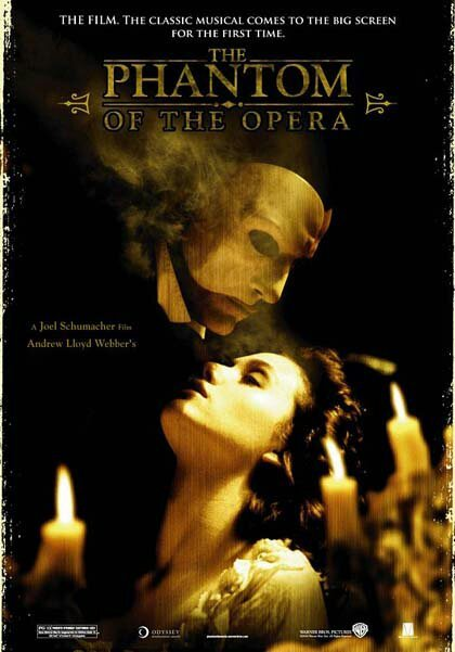 The Phantom Of The Opera 2004 Movies Tv Amino