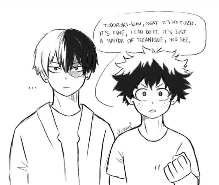 Tododeku comic | My Hero Academia Amino