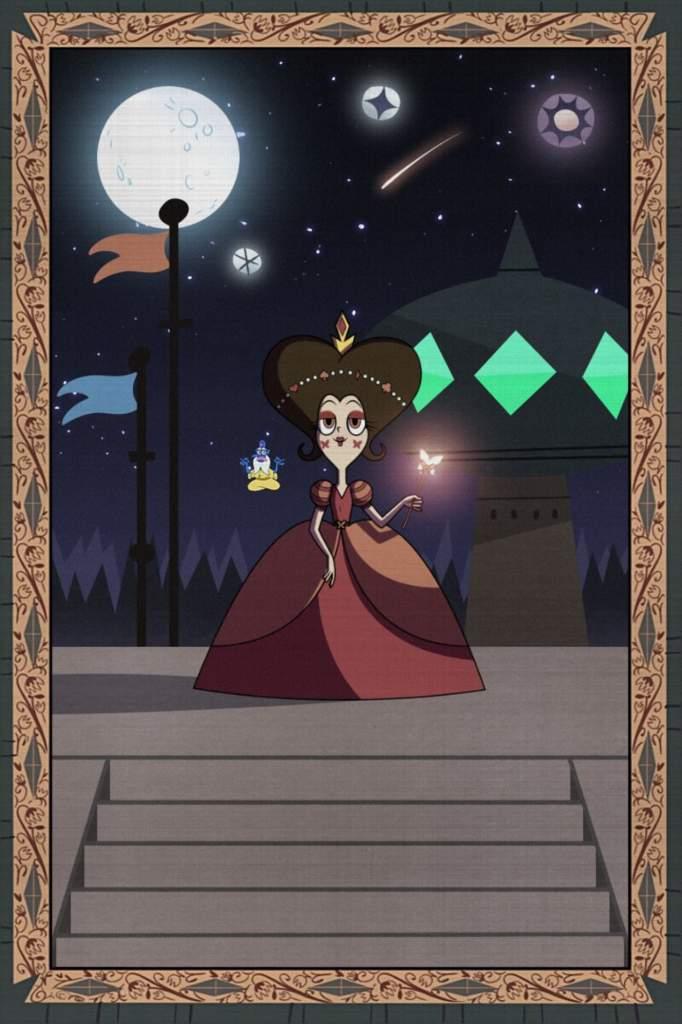 Королевы мьюни картинки с описанием