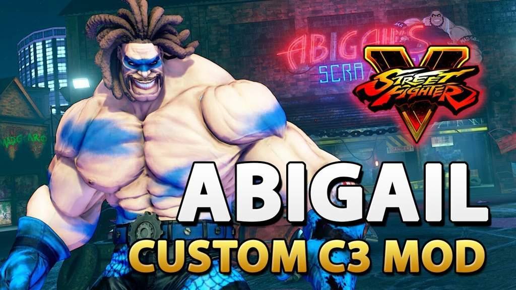Street Fighter V (PC) Costume Mods: Part 1   Street Fighter