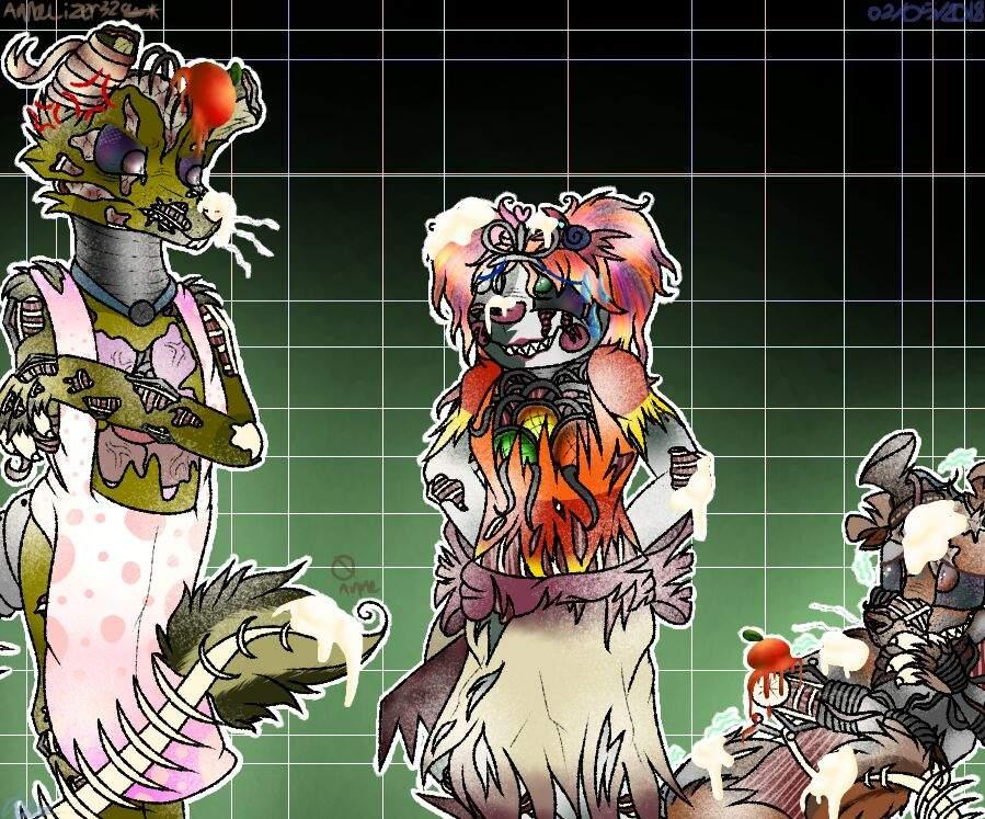 Fnaf doodles icon #6 | Five Nights At Freddy's Amino