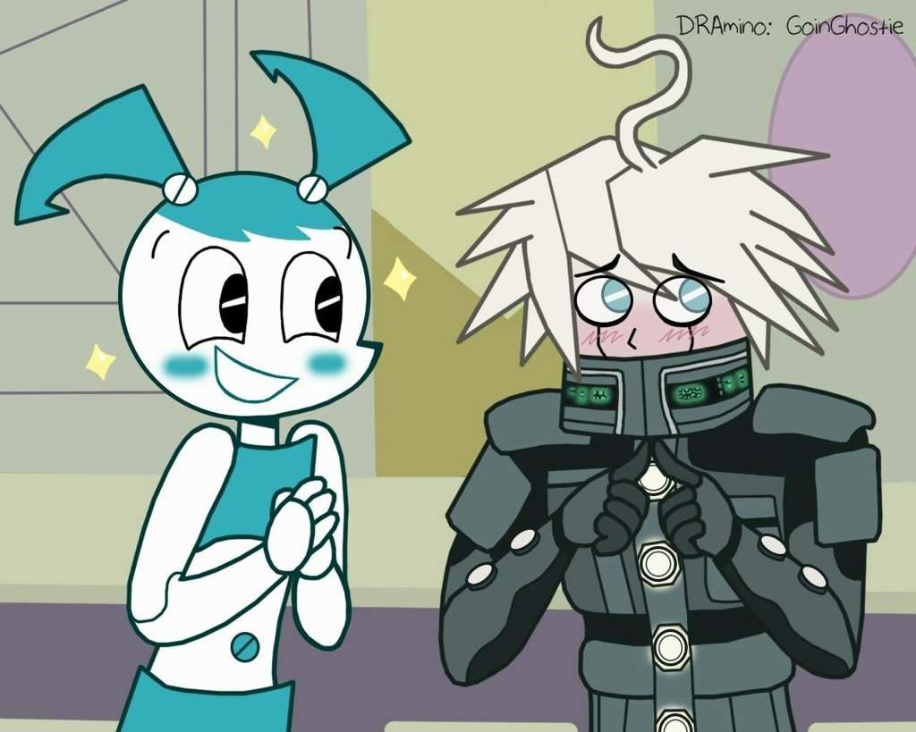 Teenage Robots Danganronpa Amino