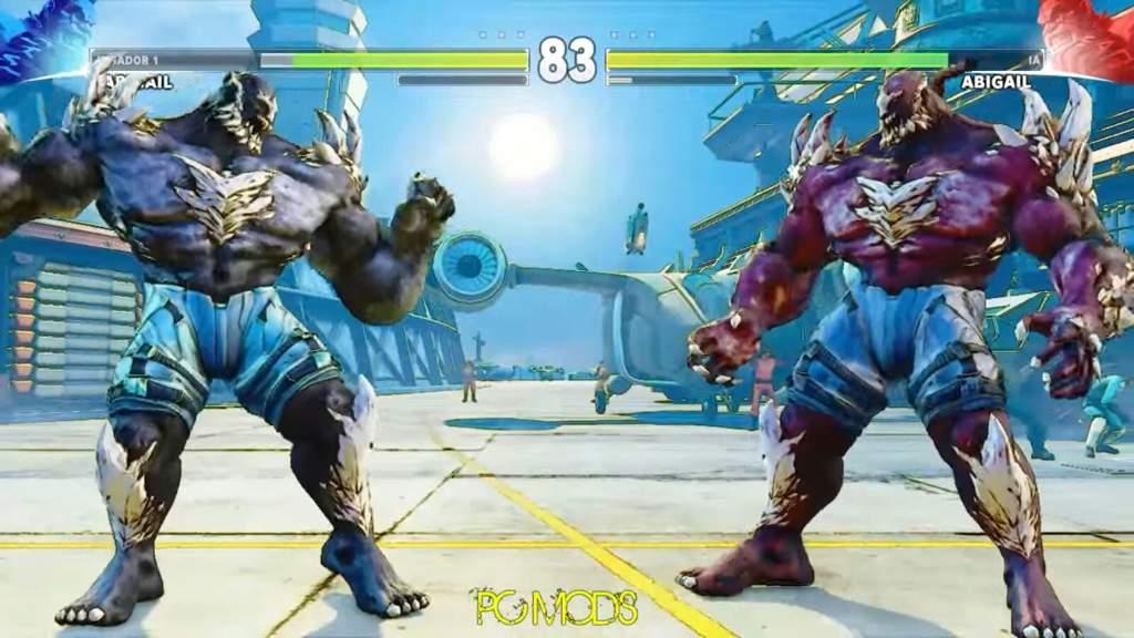 Street Fighter V (PC) Costume Mods: Part 1 | Street Fighter