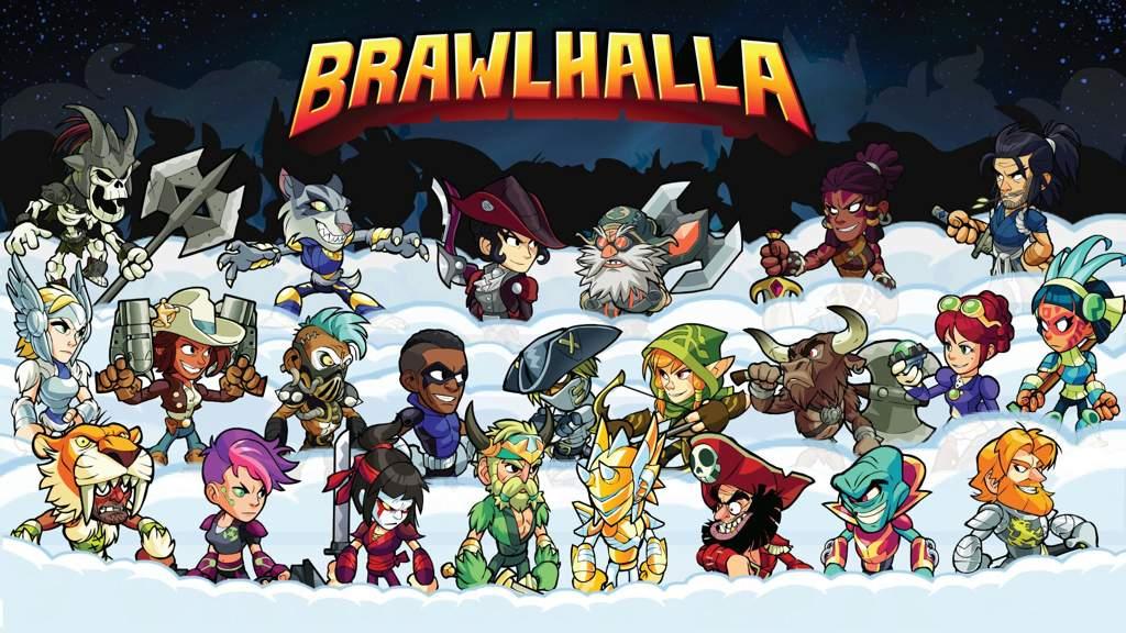 Resultado de imagen de brawlhalla