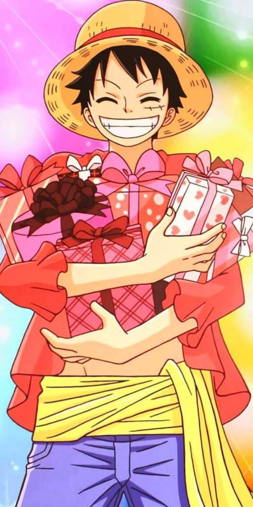 Happy Birthday Monkey D Luffy One Piece Amino