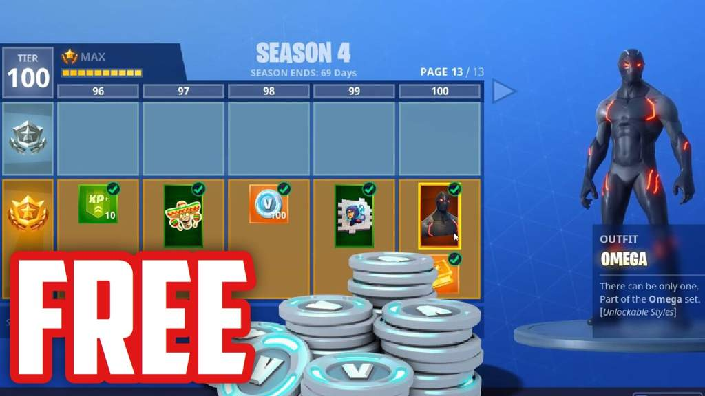 the season 4 battle pass