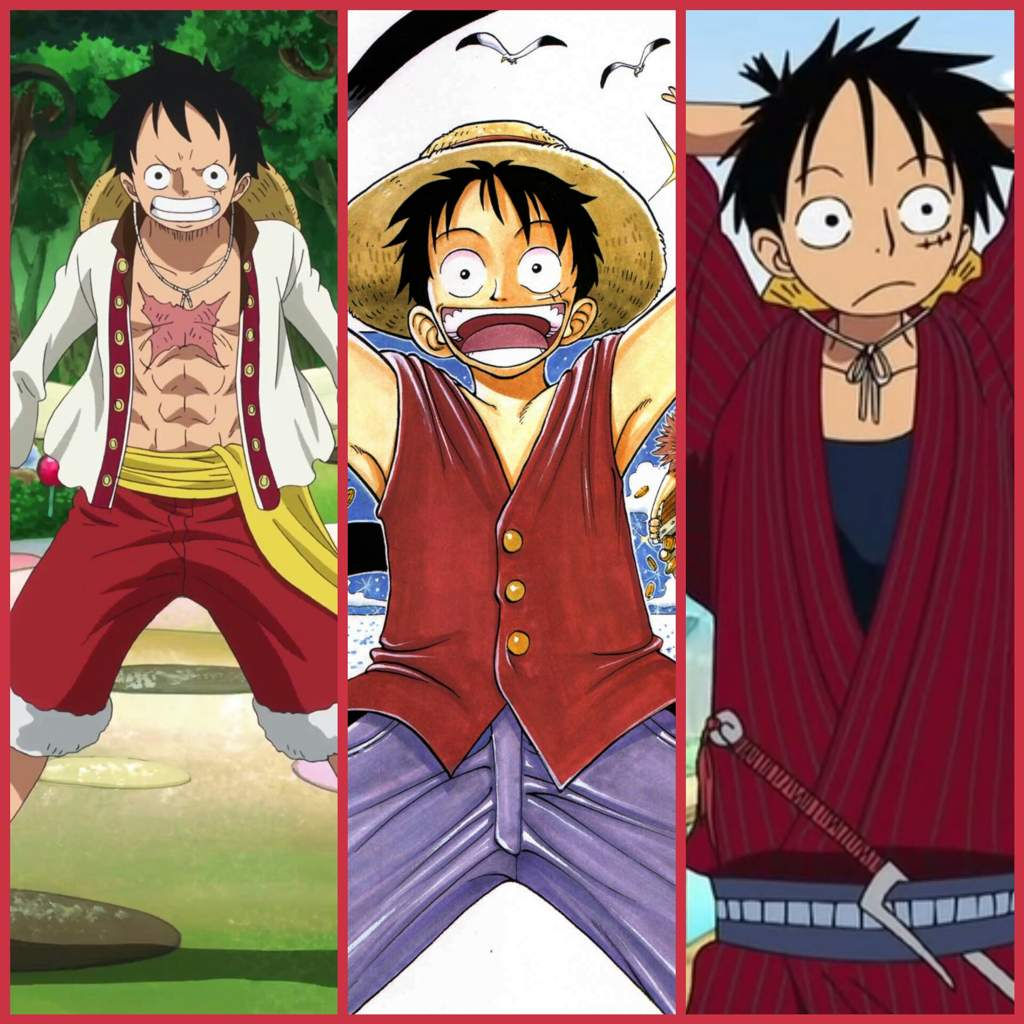 b4c963f34551c Top 10 Luffy Outfits | One Piece Amino