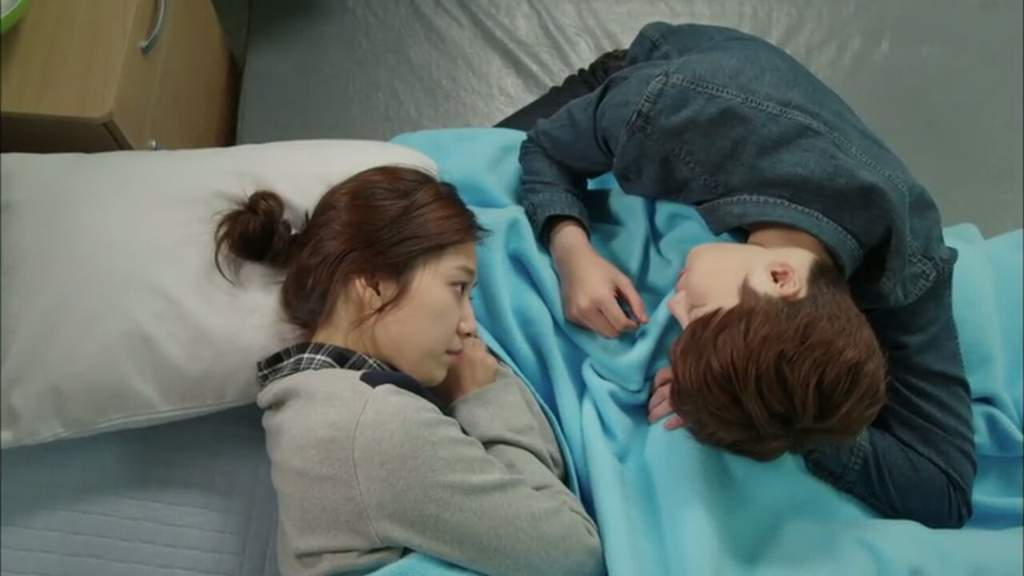 what does sleeping together mean