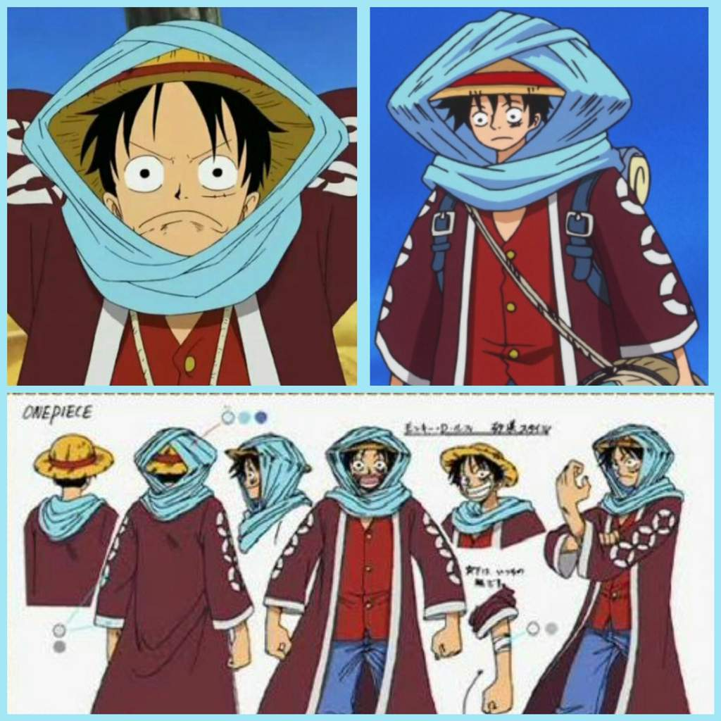 Top 6 Luffy Outfits  One Piece Amino