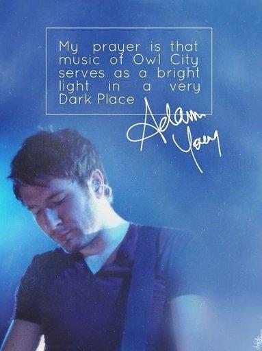 Adam Young | Adam Young (Owl City) FR Amino