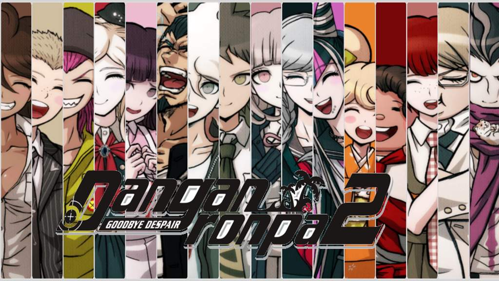 Desktop Backgrounds Danganronpa Amino
