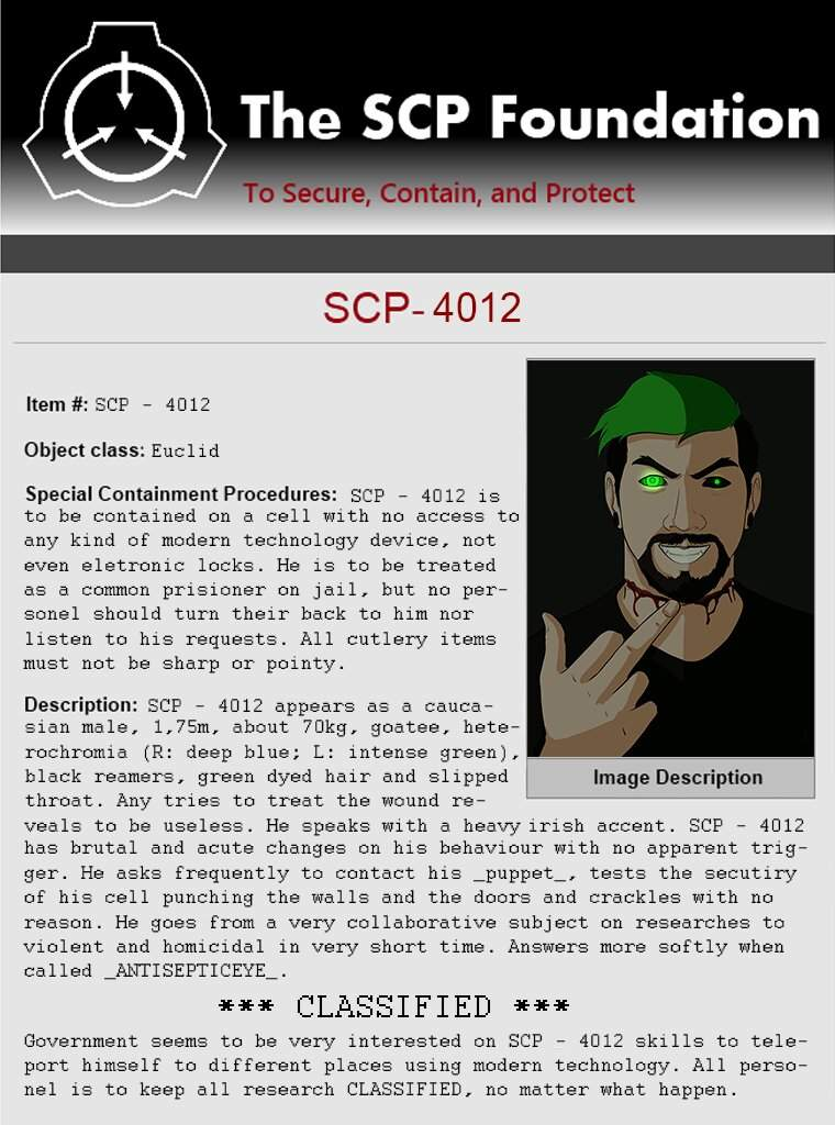 SCP CONTAINMENT BREACH (fanart and fanfic) | Jacksepticeye Amino