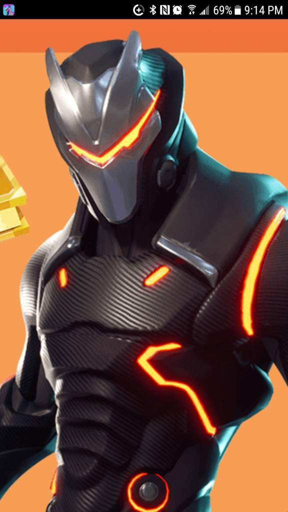 Nobody In The World Has The Mask For Omega Fortnite Battle Royale