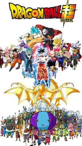 Imagen Dragon Ball Super Iphone 6s Wallpaper Visit Now