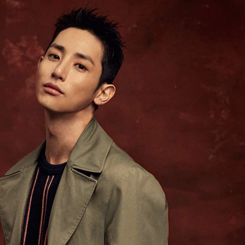 معلومات عن الممثل و العارض Lee Soo Hyuk الدراما الكورية Amino