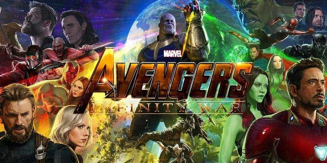 Watch Full Hd Avengers Infinity War 2018 Full Movie Voir Film