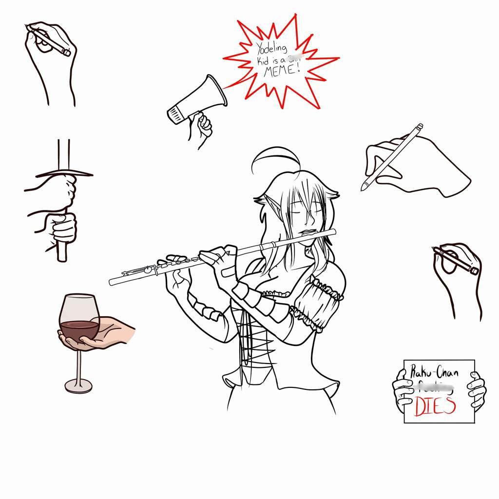 hand practice vashti drawing amino